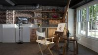 6. Unfinished Basement thoughts with art Studio