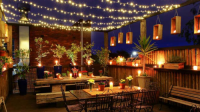 7 Outdoor String Lights That Will Turn Your Patio Into a Paradise